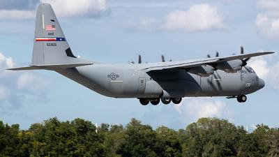 15-5826 - Lockheed Martin C-130J-30 Hercules - United States - US Air Force (USAF)