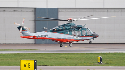ES-PWB - Agusta-Westland AW-139 - Estonia - Border Guard