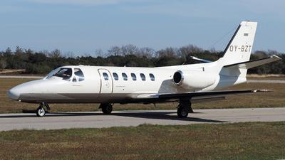 OY-BZT - Cessna 550 Citation II - BenAir