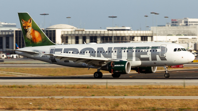 N912FR - Airbus A319-111 - Frontier Airlines