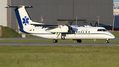 A picture of CGURM - De Havilland Canada Dash 8300 -  - © Daniel Lapierre Forget