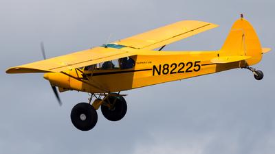 N82225 - Piper PA-18-150 Super Cub - Private