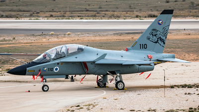 110 - Alenia Aermacchi M-346 Lavi - Israel - Air Force