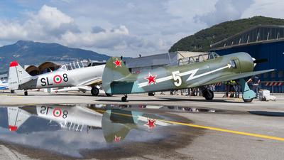 D-FJII - Yakovlev Yak-11 Moose - Private