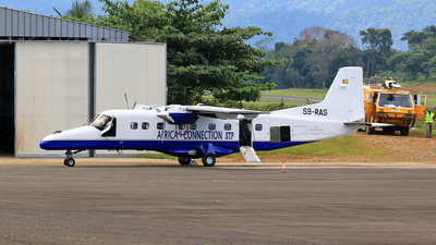 S9-RAS - Dornier Do-228-201 - Africa´s Connection