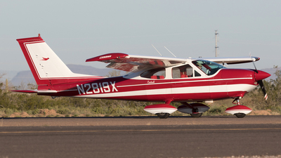 N2819X - Cessna 177 Cardinal - Private