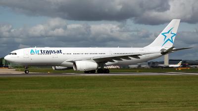 C-GJDA - Airbus A330-243 - Air Transat