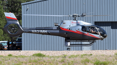 N821MH - Eurocopter EC 130B4 - Maverick Helicopters