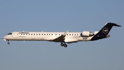 D-ACNM - Bombardier CRJ-900 - Lufthansa Regional (CityLine)