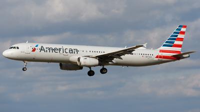 N973UY - Airbus A321-231 - American Airlines