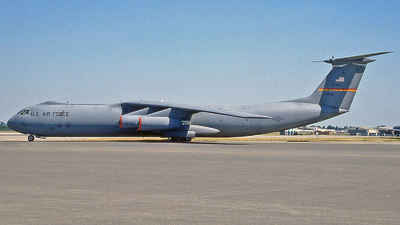 65-0245 - Lockheed C-141C Starlifter - United States - US Air Force (USAF)