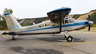 N907KW - De Havilland Canada DHC-2 Mk.III Turbo-Beaver - Private