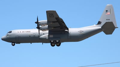 18-5919 - Lockheed Martin C-130J-30 Hercules - United States - US Air Force (USAF)