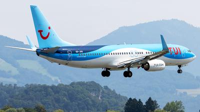 OO-JAQ - Boeing 737-8K5 - TUI