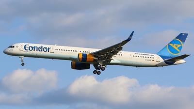D-ABOE - Boeing 757-330 - Condor