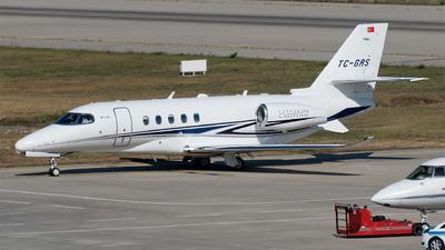TC-GRS - Cessna Citation Latitude - Private