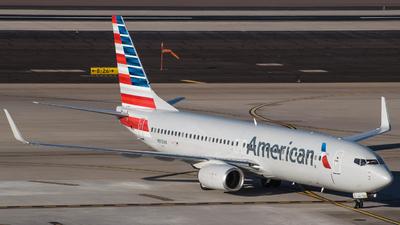 N912AN - Boeing 737-823 - American Airlines