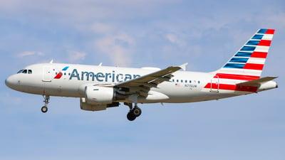 N715UW - Airbus A319-112 - American Airlines