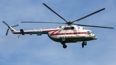 EW-256TE - Mil Mi-8MTV Hip - Belarus - Ministry for Emergency Situations (MChS)