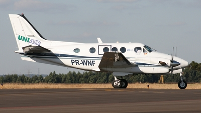 A picture of PRWNF - Beech C90A King Air - [LJ1670] - © CACSPOTTER