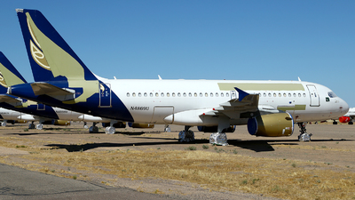 N4869U - Airbus A319-132 - Untitled