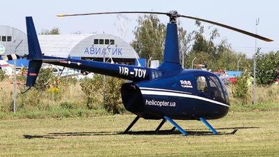 UR-TOY - Robinson R66 Turbine - Challenge Aero Ukraine