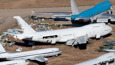 N740SA - Boeing 747-230B(SF) - Untitled