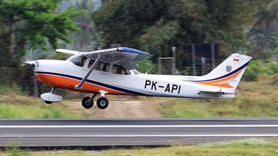 PK-API - Cessna 172S Skyhawk SP - Balai Pendidikan dan Pelatihan Penerbang Banyuwangi