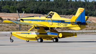 EC-LBP - Air Tractor AT-802A - Avialsa