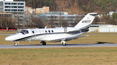 N7877T - Cessna 525B CitationJet 3 - Private