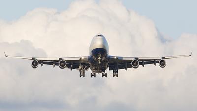 G-BYGD - Boeing 747-436 - British Airways