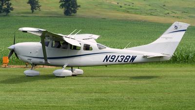 N9138W - Cessna T206H Stationair TC - Private