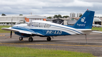 PR-AAD - Piper PA-23-250 Aztec C - Private