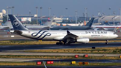 VQ-BCQ - Airbus A330-343 - Aeroflot