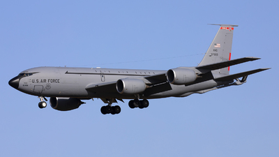 63-7993 - Boeing KC-135R Stratotanker - United States - US Air Force (USAF)