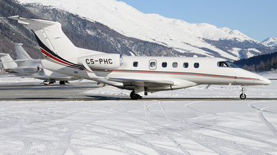 CS-PHC - Embraer 505 Phenom 300 - NetJets Europe