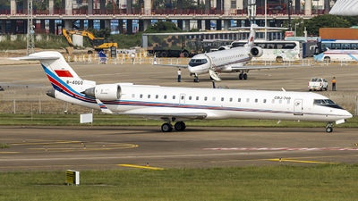 B-4060 - Bombardier CL-600-2C10 Challenger 870 - China - Air Force