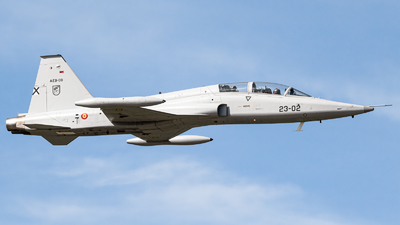 AE.9-08 - Northrop SF-5B Freedom Fighter - Spain - Air Force