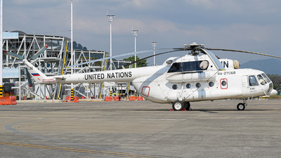 RA-27068 - Mil Mi-8MTV-1 Hip - United Nations (UN)