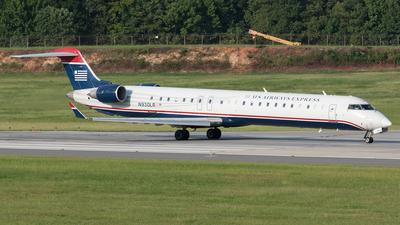 N930LR - Bombardier CRJ-900ER - US Airways Express (Mesa Airlines)