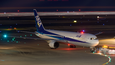 JA8274 - Boeing 767-381 - All Nippon Airways (ANA)