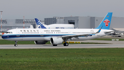 D-AVXD - Airbus A321-253N - China Southern Airlines