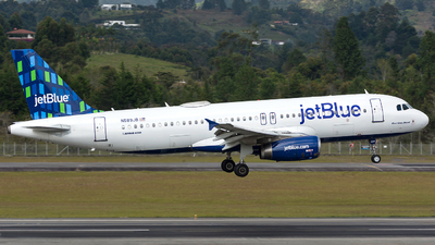 N589JB - Airbus A320-232 - jetBlue Airways