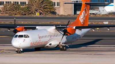 D2-FLB - ATR 72-202 - Fly540