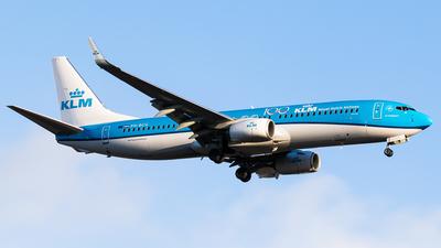 A picture of PHBCG - Boeing 7378K2 - KLM - © Teemu Pesonen