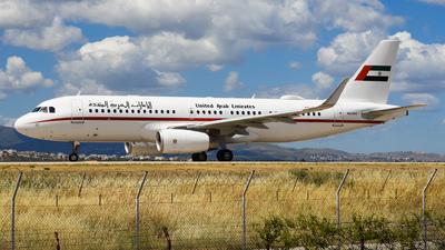 A6-SHJ - Airbus A320-232(CJ) Prestige - United Arab Emirates - Dubai Air Wing