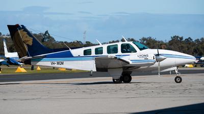 VH-MQM - Beechcraft 58 Baron - Paul Lyons Aviation