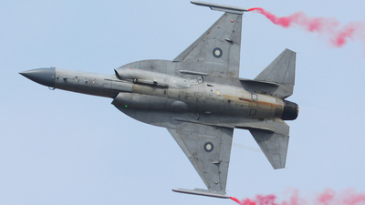 16-222 - Pakistan JF-17 Thunder - Pakistan - Air Force