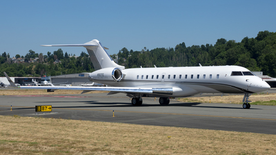 N60TE - Bombardier BD-700-1A10 Global 6000 - Private