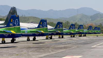 SBAF - Airport - Ramp
